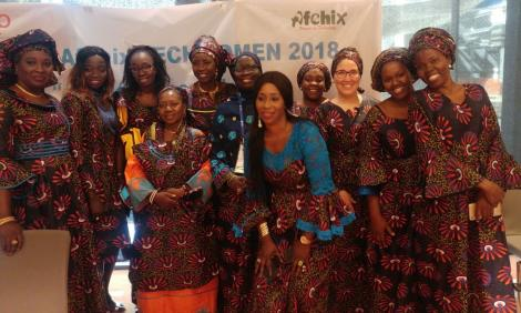 Women at Afchix 2018